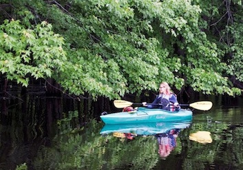 Constance Creek Canoe Trip – Macnamara Field Naturalists' Club