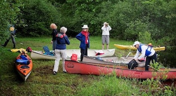Constance Creek Canoe Trip – Macnamara Field Naturalists' Club