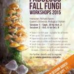 Fall Fungi third session added