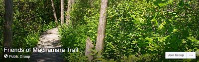 Friends of Macnamara Trail Facebook page