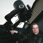 Gary Boyle, the Backyard Astronomer